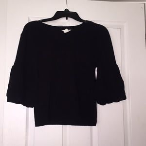 Very cute top!! Perfect for a special occasion!